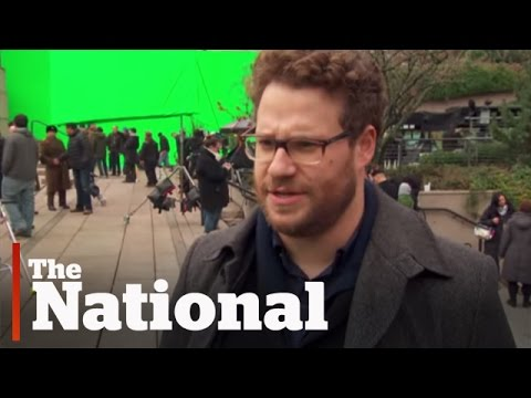 North Korea s new Seth Rogen film, The Interview, an