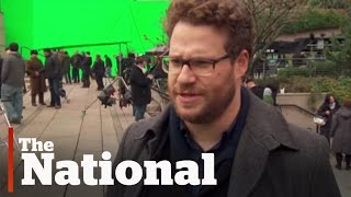 North Korea calls new Seth Rogen film, The Interview, an 'act of war'