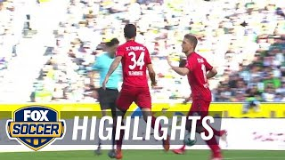 Monchengladbach vs. SC Freiburg | 2017-18 Bundesliga Highlights