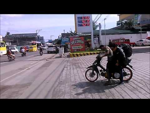 The Real Philippines - Part 1 - Typical Filipino Housing - Life in the City