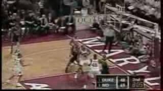 Maryland vs. Duke 2002 @ Cole Field House thumbnail