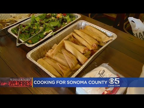 Bay Area Chefs Lend A Hand Feeding Wine Country Fire Victims