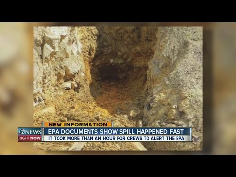 EPA Details What Went Wrong At Gold King Mine Site