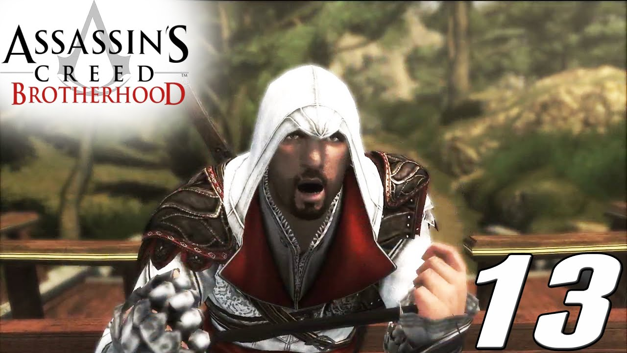 Assassin S Creed Brotherhood Ps4 Gameplay Walkthrough Ep 13