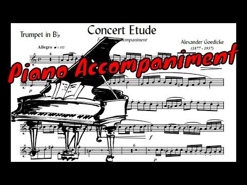 Goedicke Trumpet Etude Pdf