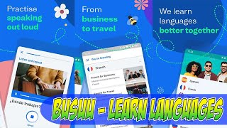 How To Use BUSSU App - Learn Languages - Spanish, Japanese & More On Your Android Devices EASY GUIDE screenshot 3