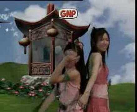 姐姐妹妹去拝年 lidya lau & cindy