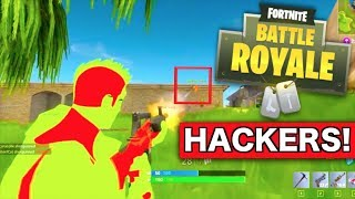 Fortnite HACKERS are coming! WARNING!!