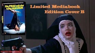 Die Frau mit der 45er Magnum I 2   Disc Uncut Limited Edition I Mediabook Cover B I X   Cess