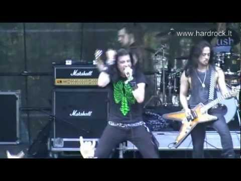 NeonFly - Morning Star (Live @ Rock Nights 2012, Lithuania)