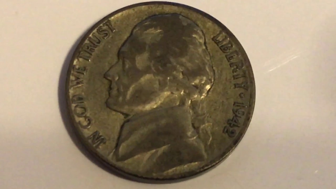 How valuable is your 1942 Wartime - Jefferson Nickel?
