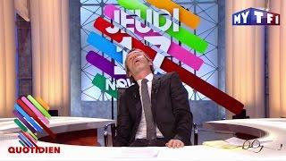 Emmanuel Macron parle-t-il beaucoup trop lentement ? Quotidien Express du 17 Novembre
