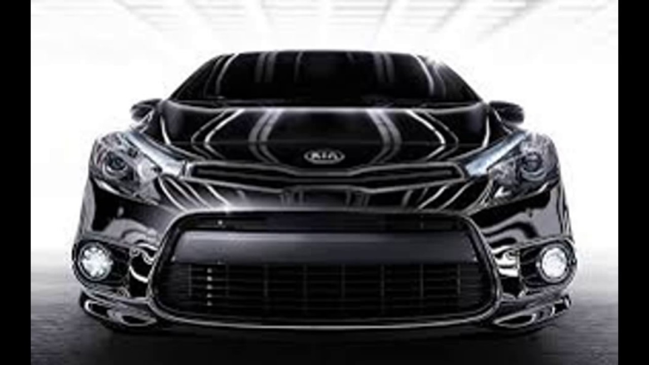 The Latest Model Of Kia Cars 2019
