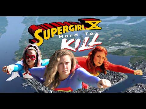 WON YouTube Presents-Supergirl X: Hard To Kill (Fan Film)