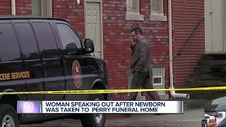 Owner of Perry Funeral Home responds to allegations of mishandling fetus and infant bodies