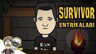 Survivor Entrikaları  | Özcan Show