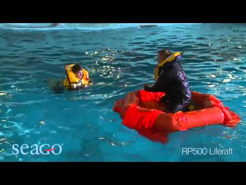 The Seago RP500 Rescue Platform in Action