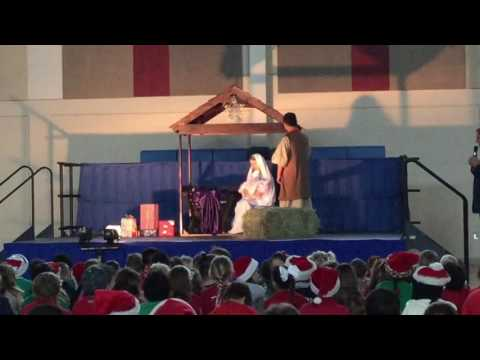 Presentation of the Baby Jesus at Royal Palm Academy