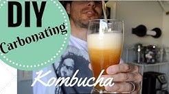 How to carbonate your kombucha