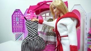 BARBIE Morning Routine 💖 Rutinitas Mainan Anak Boneka BARBIE Pagi Hari 💖 Let's Play Jessica