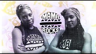 Mama Rocks EP04 - Samantha & Natalie work, work work.. getting the new location ready..
