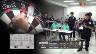 決勝 G-SK v soromon Doubles_2 丹治博・野毛駿平 v 小野恵太・笹川誓明