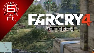 FARCRY 4 Part 6 ( Elephant fun, fabulous guy, extreme fishing, Assassination fails)