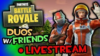 [LIVE] Is Building REALLY Necessary? (Fortnite - Battle Royale)