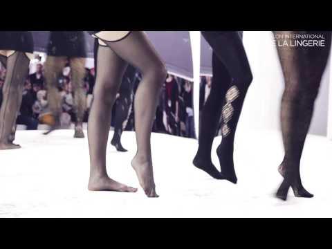 Beautiful Legs au Salon International de la Lingerie à Paris 2015