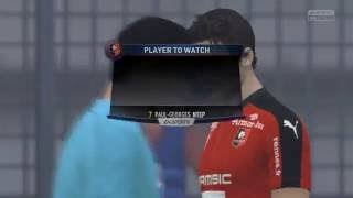Video Gol Pertandingan Rennes vs Flamengo