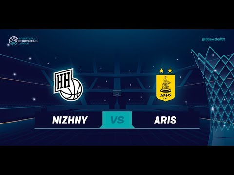 Nizhny Novgorod v Aris - Full Game - Qualif. Round 2 - Basketball Champions League 2018-19