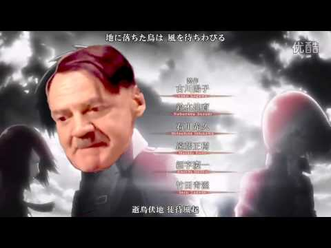 Attack on titan by Adolf Hitler - YouTube