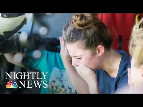 More Flooding As Houston Rebuilds | NBC Nightly News