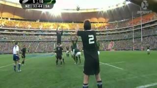 Highlights - All Blacks v Springboks in Johannesburg