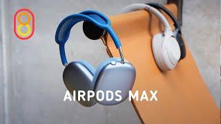 AirPods MAX — первый обзор
