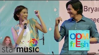 ALEX GONZAGA - Panaginip Lang (OPM Fresh Grand Album Launch)