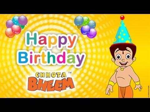 Song Happy birthday bheem Mp3 & Mp4 Download