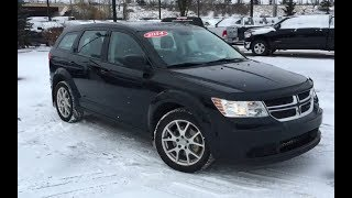 2014 Dodge Journey Canada Value Package | Edmonton AB | 18RC5823A | Crosstown DCJR