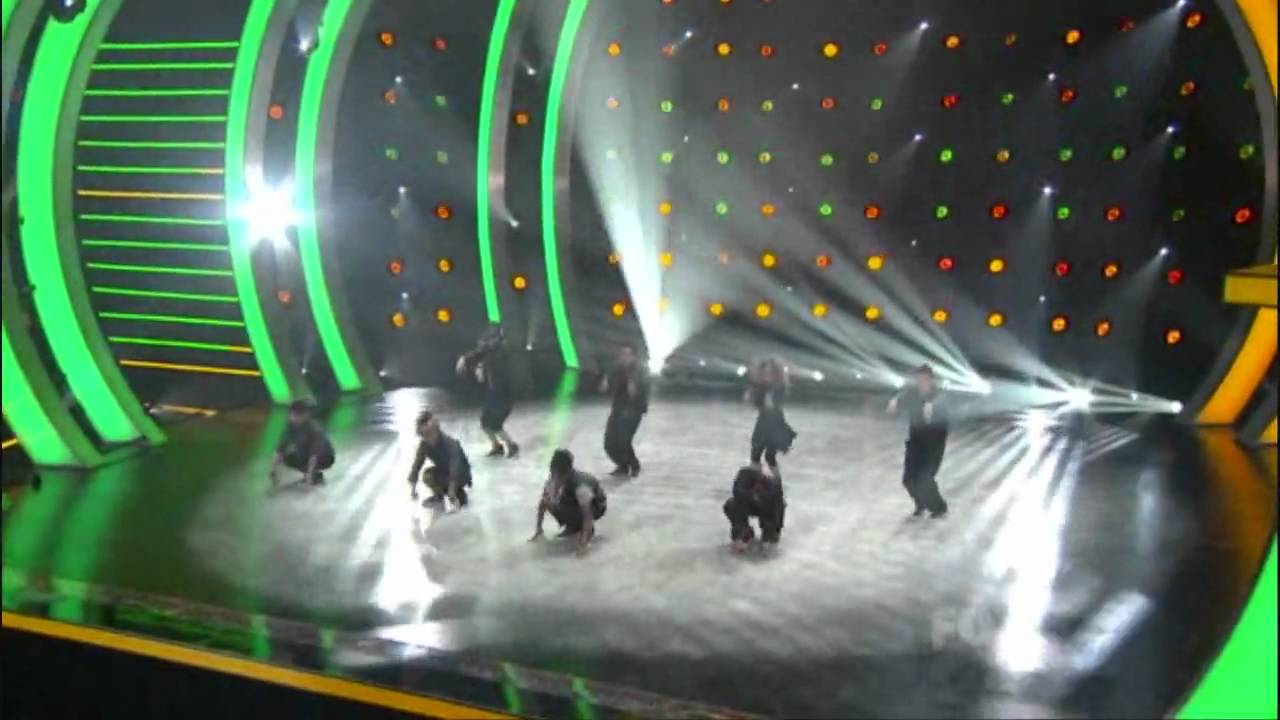 Quest Crew on SYTYCD Finale HD - YouTube