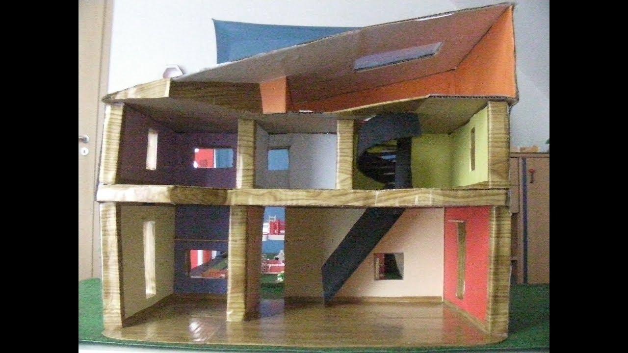 Playmobil Haus selber bauen