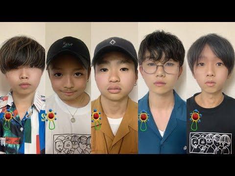 これが今話題の男5人グループYouTuberです。【スナップチャット】