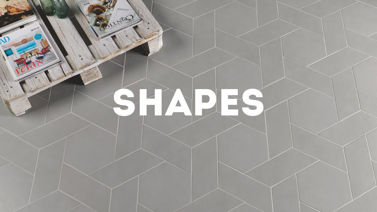 Tile PK - Shapes by Natucer