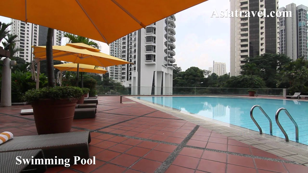 Pan pacific orchard singapore hotel overview by - Pan pacific orchard swimming pool ...