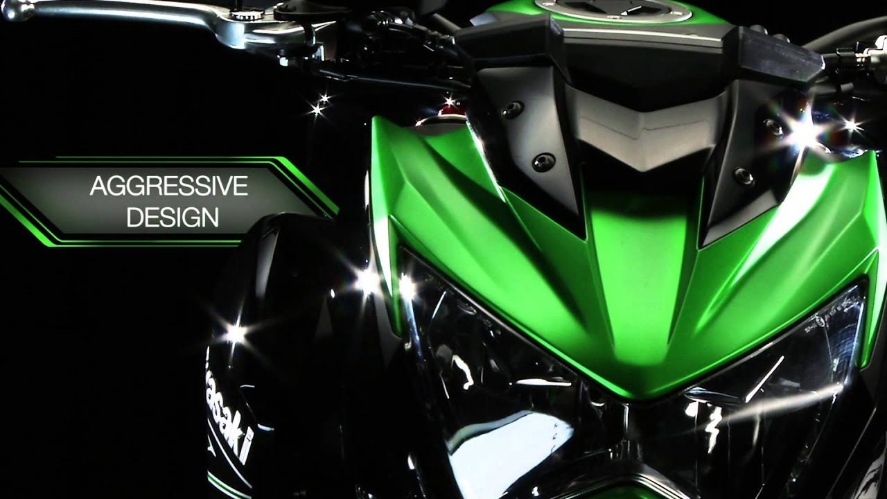 The New Kawasaki Z800 Official Video Youtube