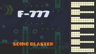 F-777 - Sonic Blaster [Piano Cover] (GD)