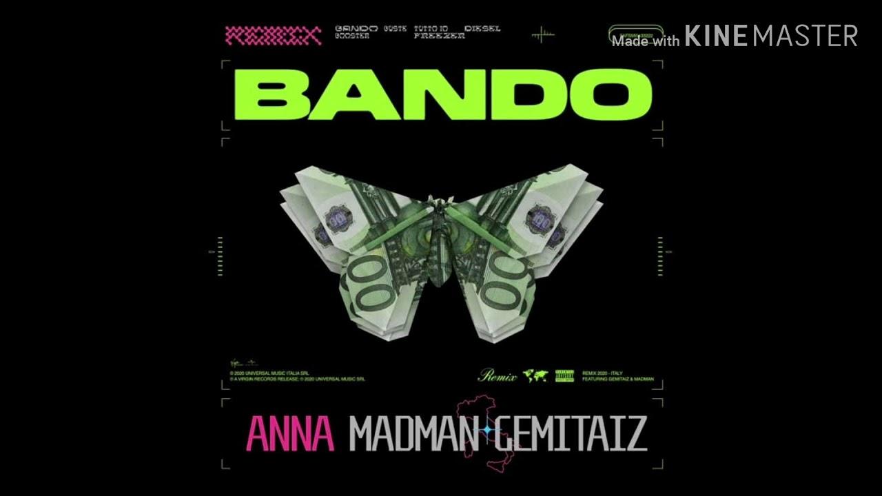Download ANNA ARAB BANDO ft.Madman,Gemitaiz- RMX (reverse)
