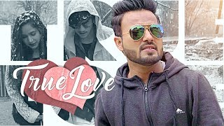 True love: shrinath porwal (full video song) | anuj gupta | latest punjabi songs 2017 | t-series