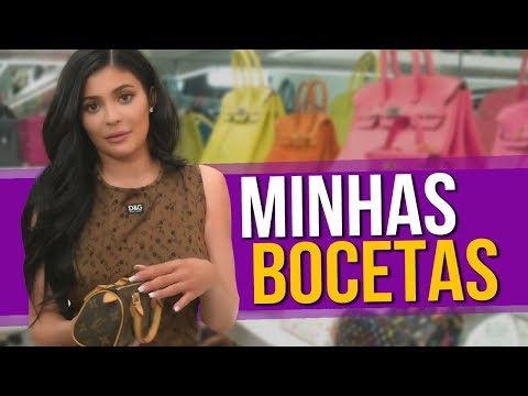 Kylie Jenner em: Meu Closet de Bocetas
