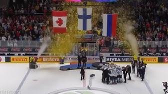 Suomi on uusi maailmanmestari 2019