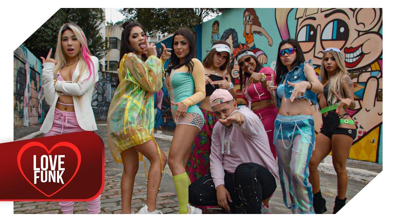 SET MK NO BEAT - MC's Henny, Suh, Thammy, Tiffany Bandim, Danny, Carolinne Silver, Amanda Ferre